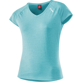 Löffler Transtex Single Maillot Mujer, angel blue